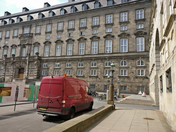 Kloakarbejde i København